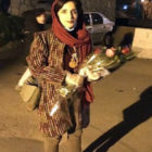 لیلا حسینزاده، چهارشنبه ۲۱ اسفند، بیرون از زندان: مرخصی به قید وثیقه