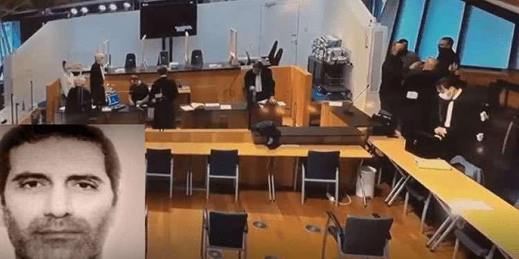 دادگاه پسر شیطان – طراح بمب گذاری در پاریس