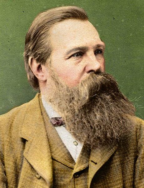 فریدریش انگلس، ۲۸ نوامبر ۱۸۲۰−۵ اوت ۱۸۹۵