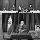 خامنهای، کرونا و سخنرانی از پشت صفحه تلویزیون