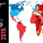 نظام ولایت فقیه جزء فاسدترین کشورهای جهان در سال ۲۰۱۹