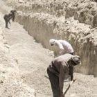 وضعیت کارگران طرح آبرسانی دشت سیستان و نداشتن نان شب