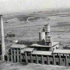 کارخانهی سیمان ری، تاریخ تأسیس 1312
