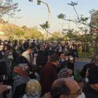 ترس حکومت از اعتراضات پیرامون توافق ۲۵ ساله با چین