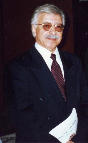 دکتر احمد اشرف