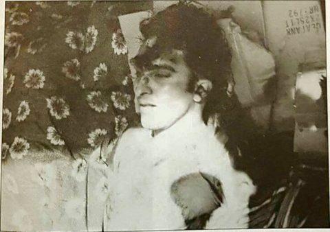 جسد حمید اشرف