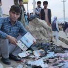 بیش از ۶۰ کشته، و انبوهی کتاب و دفتر سوخته − جنایت ۸ مه ۲۰۲۱ در کابل: انفجار سه بمب در برابر یک مدرسه دخترانه