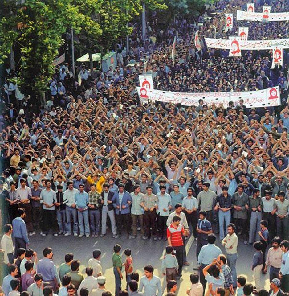 تظاهرات سی خرداد 60