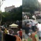 تبریز در حمایت از اعتراضات خوزستان بپاخاست