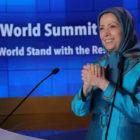 سخنان خانم مریم رجوی در دومین روز گردهمایی بزرگ اپوزیسیون ایران