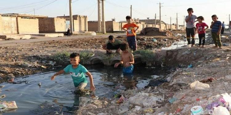 فقر و فلاکت در چهره چروکیده خوزستان