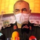سلامی بار دیگر بر مخالفت سپاه پاسداران با واردات واکسن تأکید کرد