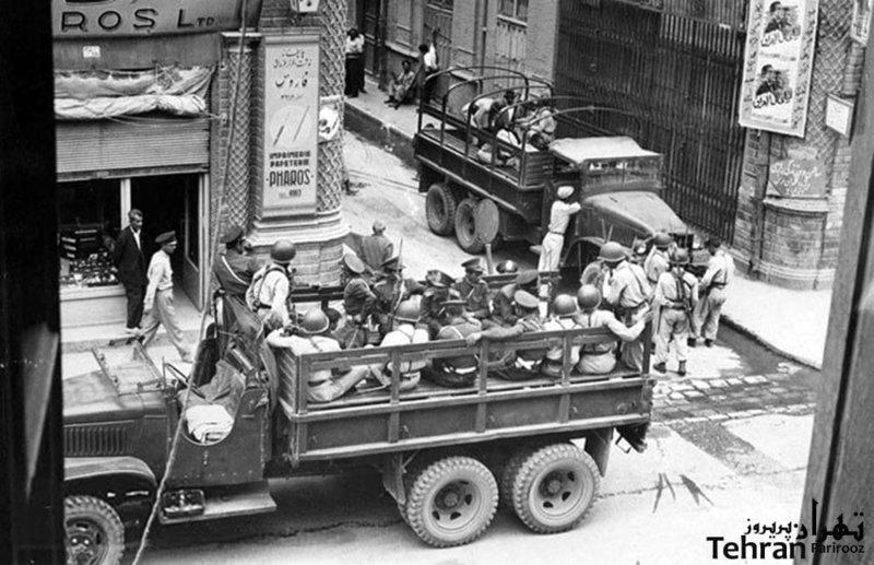 تصویر خاطرهانگیز از خیابان لالهزار تهران
