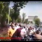 راهپیمایی اعتراضی بازنشستگان هواپیمایی هما