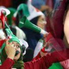 فوتبال ایران و کره جنوبی زیر سایه دختر آبی!